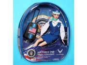 Flight Attendant Dolls DA350 Air Force One Flight Attendant Doll 9SIV06W2HT8160