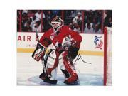 Martin Brodeur Autographed New Jersey Devils 8X10 Team Canada Photo - 2X Gold Medal Winner 9SIV06W2J70043