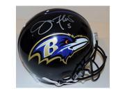 Joe Flacco Autographed Baltimore Ravens Authentic Full Size Proline Helmet - Super Bowl Xlvii Mvp 9SIV06W2JA4801