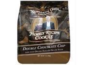 Newmans Own Organics B59683 Newmans Own Organics Double Chocolate Chip Cookies  -6x7oz 9SIV06W2JC7494
