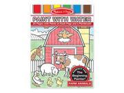 Melissa and Doug LCI4165 Paint With Water Farm Animals 9SIV06W2JB7658
