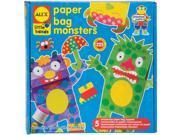 Alex Toys 1512 Paper Bag Monsters Kit- 9SIV06W2JG8118