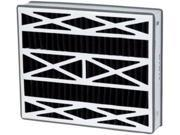 Lennox DPFR16X25X3OB-DLX Replacement Carbon Filter,  Pack Of 2 9SIV06W2JV5704