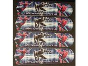 Ceiling Fan Designers 42SET-KIDS-AS3SM Amazing Spiderman 3 42 in. Ceiling Fan Blades Only 9SIV06W2JX4050