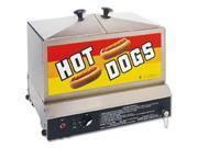 Steamin' Demon' Hot Dog Steamer 9SIV06W2JZ0753