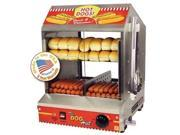 Paragon - Manufactured Fun 8020 Dog Hut Hot Dog Steamer 9SIV06W2JZ0441