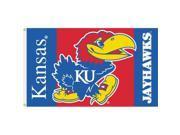 Bsi Products 95014 3 Ft. X 5 Ft. Flag W/Grommets - Kansas Jayhawks 9SIV06W2K87913