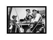 Buyenlarge 14122-0P2030 Coast Guard LST Bags Three Japanese Planes 20x30 poster coupon codes 2016