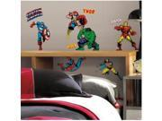 Roommates RMK2328SCS Marvel Classics Peel and Stick Wall Decals 9SIV06W2K99475