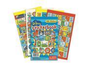 Eureka EU-609404 Dr Seuss Awesome Stickerbooks
