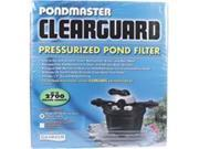 DANNER EUGENE POND P-5615 Pondmaster Clearguard Pressurized Filter With Uv  Red 9SIV06W65R0683