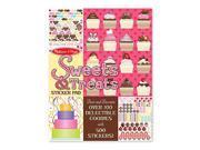 Melissa and Doug 4239 Sweets & Treats Sticker Pad
