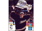 AJ Sports World PERC155020 COREY PERRY Anaheim Ducks SIGNED 8x10 Photo 2007 Stanley Cup Photo 9SIV06W65H2651