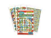 Eureka EU-609403 Dr Seuss Corners Stickerbooks