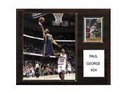CandICollectables 1215PGEORGE NBA 12 x 15 in. Paul George Indiana Pacers Player Plaque 9SIV06W67H4536