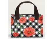 Joann Marrie Designs NLB1PC Lunch Bag - Poppy Chic, Pack of 2 9SIV06W67E3498