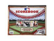 Franklin Sports 19187 MLB, Baseball & Softball Scorebook