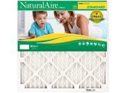 Flanders 84858.012430 29.87 x 23.87 in. NaturalAire Standard Pleated Air Filter - Pack Of 12 9SIV06W6789439