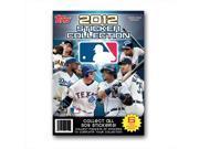 Topps 2012 MLB Sticker Individual Album 9SIV06W67A9542