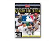 Topps 2014 MLB Sticker Individual Album 9SIV06W67K2957