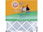 Arm and Hammer KA20X24X1 20 x 24 x 1 Arm and Hammer Air Filter Pack of 2 9SIV06W67G3185