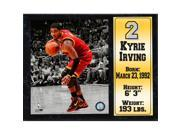 Encore Select 522-55 12 x 15 Stat Plaque - Kyrie Irving Cleveland Cavaliers 9SIV06W6796662