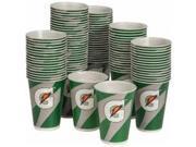 Gatorade 59141 7 oz Cups - 100 Cups Gatorade Per Pack 9SIV06W67A9238