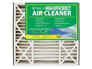 Precisionaire 82655.031625 High Efficiency Air Bear Cleaner Filter, 16 x 25 x 3 in. - Pack of 3 9SIV06W67U9707