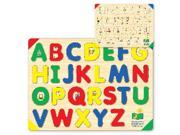 The Learning Journey 285138 Lift & Learn ABC Puzzle 9SIV06W6890797
