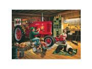 Masterpieces 71451 Charles Freitag Forever Red Puzzle, 1000 Pieces 9SIV06W6888868