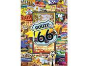 Masterpieces 31527 Route 66 Puzzle - 1000 Piece 9SIV06W68A0145
