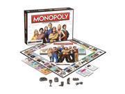 Usaopoly USAMN010371 The Big Bang Theory Monopoly Game 9SIV06W6888211