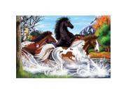 Melissa & Doug 426 Horses Floor Puzzle - 48 pc 9SIV06W6899266