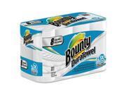 Tide 84890 9 x 11 DuraTowel Paper Towels, 2-Ply