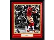 Encore Select 241-08 20 x 24 in. Colin Kaepernick San Francisco 49ers Custom Frame Photo 9SIV06W69E5293
