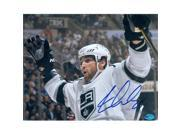 Autograph Warehouse 224070 Jarret Stoll Autographed 8 x 10 in. Photo - Los Angeles Kings Stanley Cup Champion Image - No. 1 9SIV06W69U0401