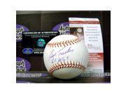 Autograph Warehouse 93279 Bob Turley Autographed Baseball 61 Wsc Jsa 9SIV06W69T8428