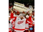 Photofile PFSAAJX20701 Johan Franzen with the Stanley Cup  Game 6 of the 2008 NHL Stanley Cup Finals 31 Sports Photo - 8 x 10 9SIV06W6960134