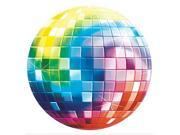 Amscan 190172 Disco Fever Cutout - Pack of 12 9SIV06W6950572