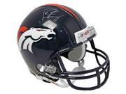 Athlon CTBL-016692 Peyton Manning Signed Denver Broncos Full Size Riddell Proline Authentic Helmet - Fanatics Hologram 9SIV06W69U9484