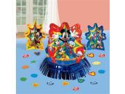 Amscan 289595 Mickey Mouse Centerpiece Kit - Pack of 6 9SIV06W6926233