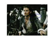 Real Deal Memorabilia OBloom11x14-2 Orlando Bloom Signed - Autographed Pirates of The Caribbean 11 x 14 in. Photo 9SIV06W69V2235