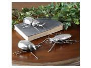 Uttermost 19909 Beetles, Set of 3 9SIV06W69S8186