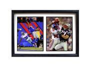 Encore Select 12x18 Double Frame - Eli Manning and Victor Cruz New York Giants 9SIV06W69U3697