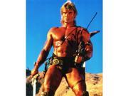 Real Deal Memorabilia DLundgren8x10-1 8 x 10 in. Dolph Lundgren Signed - Autographed Masters of the Universe - Rocky IV Actor 9SIV06W69V3736