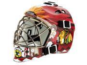 Chicago Blackhawks Franklin Mini Goalie Mask 9SIV06W69U1742