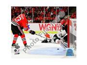 Photofile PFSAAML08001 Dustin Byfuglien Game Five of the 2010 NHL Stanley Cup Finals Goal - 19 Sports Photo - 10 x 8 9SIV06W69A4065