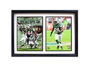 Encore Select 121-24 12 x 18 in. Darrelle Revis New York Jets Double Frame Photo 9SIV06W69E3296