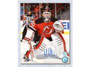 Martin Brodeur New Jersey Devils Autographed Game Action 8x10 Photo 9SIV06W69V5314