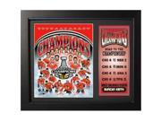 Encore Select 143-80 11 x 14 in. 2015 Stanley Cup Champions Chicago Blackhawks Deluxe Frame Photo 9SIV06W69E3395